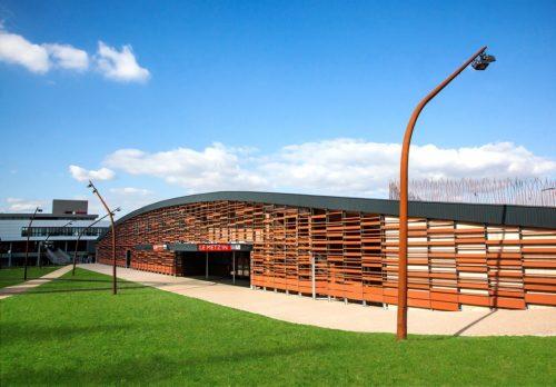 Le Metz'In : le groupe Salmon récompensé une nouvelle fois par le trophée des bâtiments durables