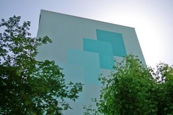 Réhabilitation thermique et peinture d'un immeuble