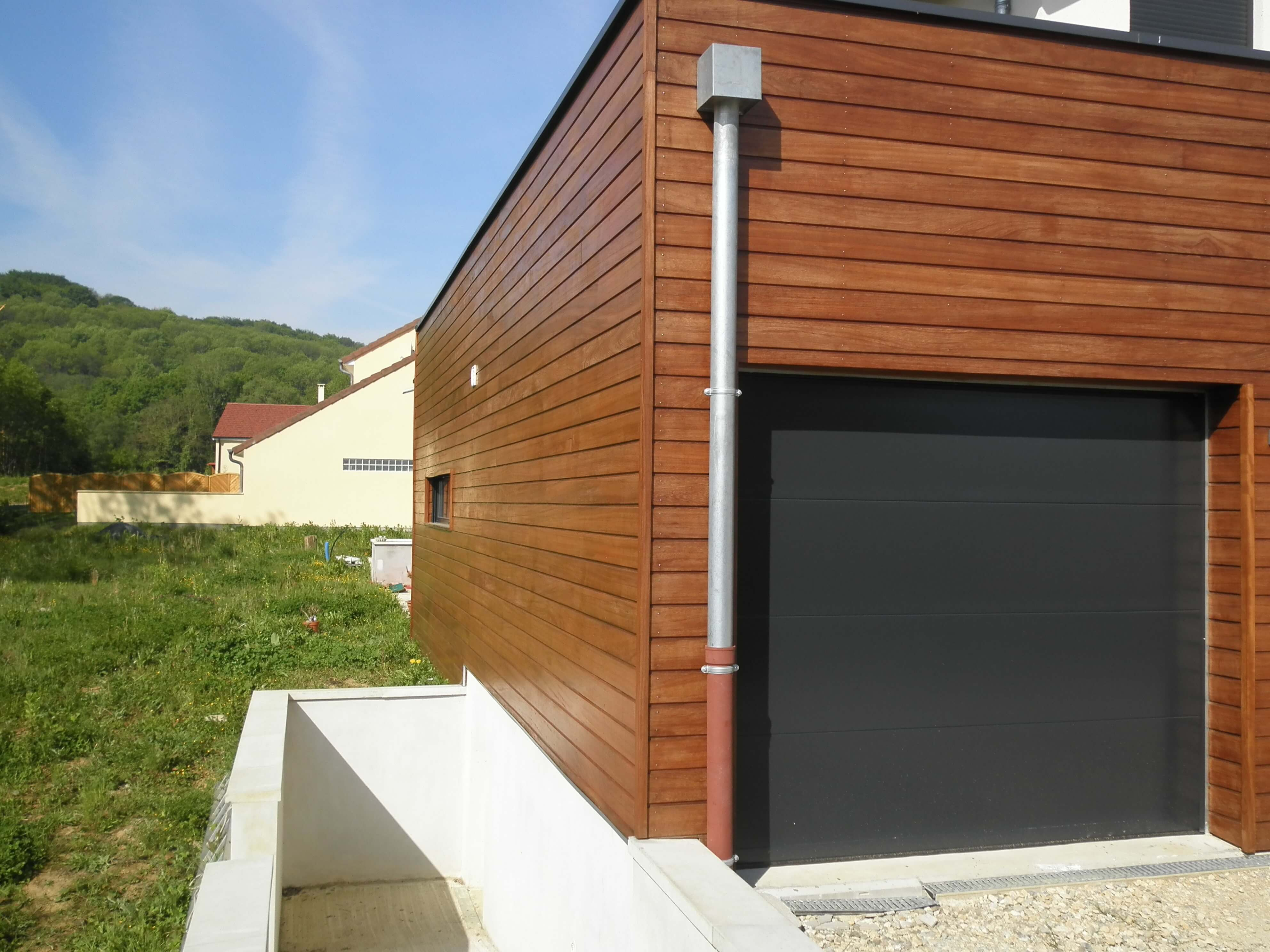 Pierre Naturelle Pour Facade bardage façade avec aspect naturel