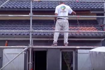 peinture de toit - Moselle 57