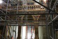 Renovation de lintérieur de la chapelle jean XXIII metz